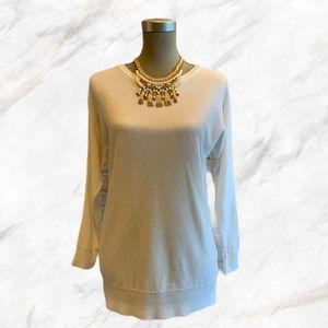 4/$30 🌺 F21 | Cozy Snow White 3/4 Sleeve Sweater